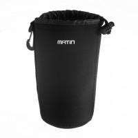 Matin Universal Neoprene Waterproof Lens Pouch - Large [SB-03B]